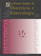 Copertina de La Rivista Italiana di Ostetricia e Ginecologia n. 26